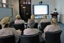 دورة تدريبية في مجال سلامة وجودة الأغذية البحرية