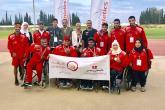 """""""إشراقة"""" تدعم منتخب ألعاب القوى لذوي الإعاقة في المغرب"""