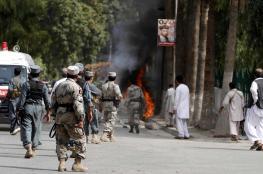 مقتل العشرات في تفجير انتحاري وأعمال عنف بأفغانستان
