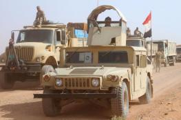 بالفيديو والصور .. القوات العراقية تستعيد آخر بلدة تحت سيطرة داعش