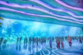 بالصور.. شاهد أعلى حوض مائي في العالم