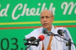 رئاسة موريتانيا لمرشح الحزب الحاكم