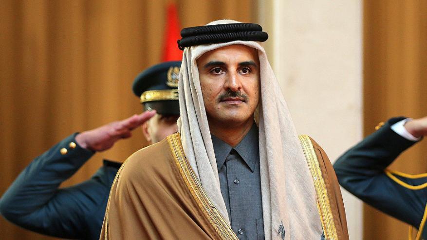 """تعليق أمير قطر على """"مجزرة نيوزيلندا"""""""