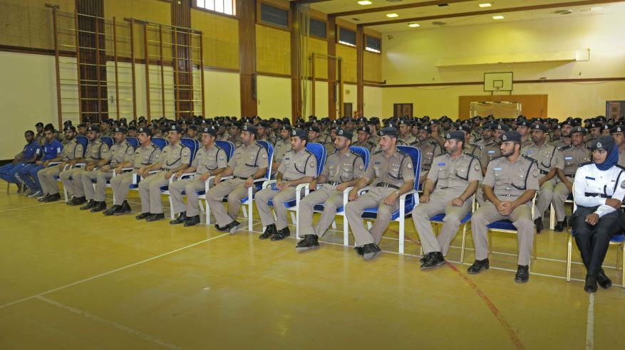 اختتام دورة المهارات العملياتيّة للرتب الأخرى بأكاديميّة الشرطة