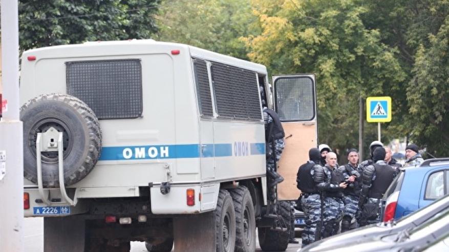 احتجاز شخص في موسكو طعن شخصين في محطة قطارات