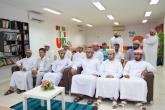 """اتفاقيتان لدعم """"شباب"""" وأكاديمية نادي النهضة بمحضة"""