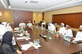"""بدء اجتماع لجنة التدريب عن بعد بمعاهد الإدارة العامة بـ""""التعاون"""""""
