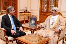 بحث تعزيز التعاون بين السلطنة وباكستان