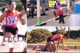 بالفيديو: كُسرت ساقها أثناء السباق .. فماذا فعلت؟