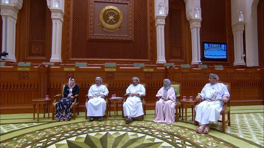 مناقشات ثرية حول الفترة التاسعة لانتخابات أعضاء مجلس الشورى