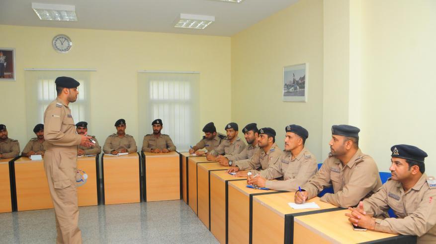 معهد السلامة المرورية ينفذ 3 برامج تدريب للشرطة ومستخدمي الطريق