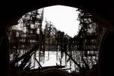تعرف على خسائر كاتدرائية  نوتردام وماتبقى من كنوزها بالصور والفيديو