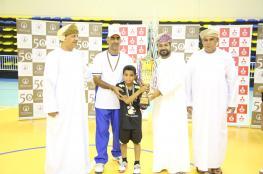 بطولة ميتسوبيشي الرابعة لكرة اليد تحط رحالها في محافظة شمال الباطنة