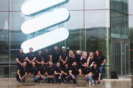 """طلاب """"هندسة جامعة ظفار"""" يتلقون التدريب في """"إريكسون"""" بالسويد"""