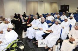 ورشة تدريبية لذوي الإعاقة ضمن الفعاليات المصاحبة لجائزة الرؤية لمبادرات الشباب