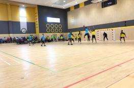 انطلاق بطولة شرطة عمان السلطانية لكرة اليد