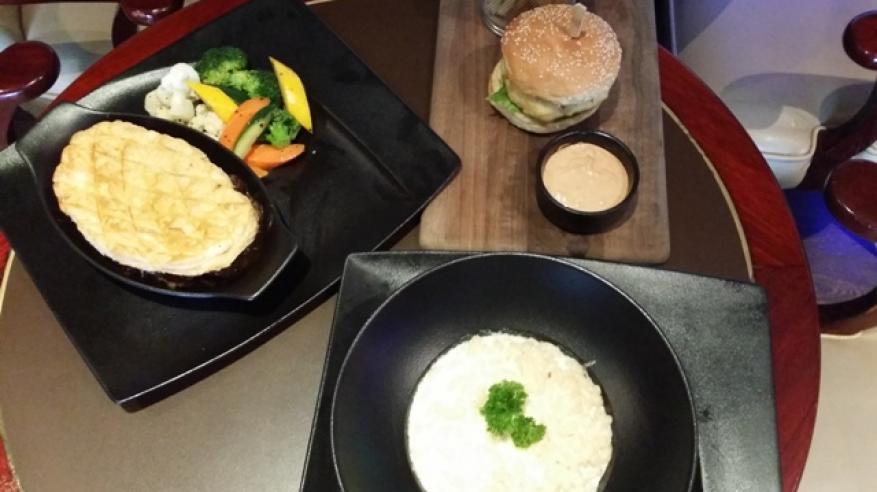 """""""الغزال"""" يكشف عن قائمة أطباق جديدة في فندق إنتركونتننتال"""