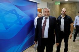 المقاومة تجبر وزير الدفاع الإسرائيلي على تقديم استقالته