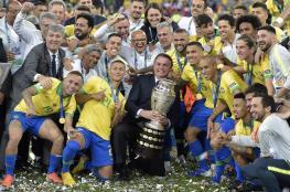 """اللقب برازيلي .. """"كوبا أمريكا 2019"""" تبتسم لأصحاب الأرض"""
