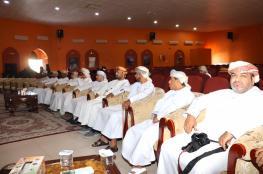 """""""تعليمية البريمي"""" تحتفل باليوم العربي لمحو الأمية"""