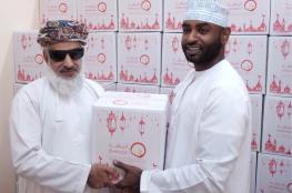 """""""إشراقة"""" توزع 6000 صندوق مؤن رمضانية من """"كيمجي رامداس"""""""