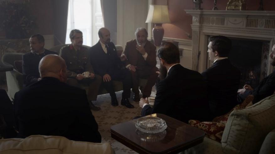 وعد بلفور.. فيلم يؤكد أهمية الوثيقة التاريخية (5)