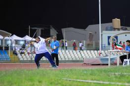 فضية و4 برونزيات حصيلة اليوم الثاني لمنافسات ألعاب القوى لرياضة المرأة الخليجية بالكويت