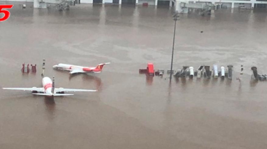 سفارة السلطنة بنيودلهي تحذر المواطنين في كيرلا .. وإلغاء جميع الرحلات الجوية بمطار كوتشي