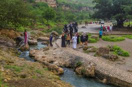 """المرهون: """"سياحية ظفار"""" تسهم في إنجاح برامج المخيمات الكشفية والشبابية"""