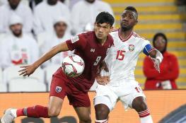 الإمارات يتطلع لعبور تايلند وتحقيق الفوز الثالث على التوالي