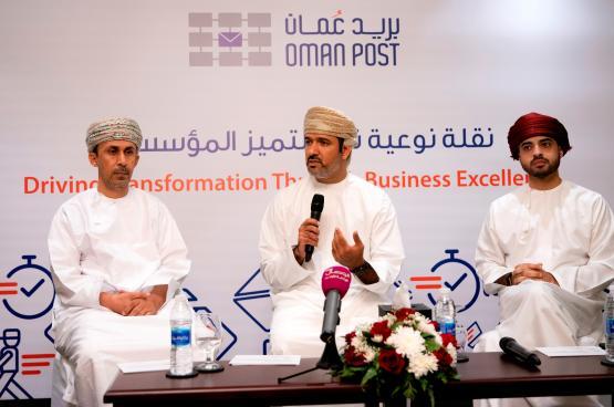 """الرئيس التنفيذي: """"بريد عمان"""" تسعى للوصول إلى """"نقطة التعادل"""" خلال 3 سنوات.. والصناديق """"الوهمية"""" أكبر تحدٍ"""