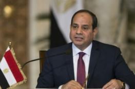 السيسي: الجيش المصري سيتحرك إذا تعرض أمن الخليج لخطر مباشر