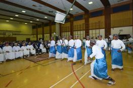 أكاديمية الشرطة تحتفل بالعيد الوطني التاسع والأربعين المجيد