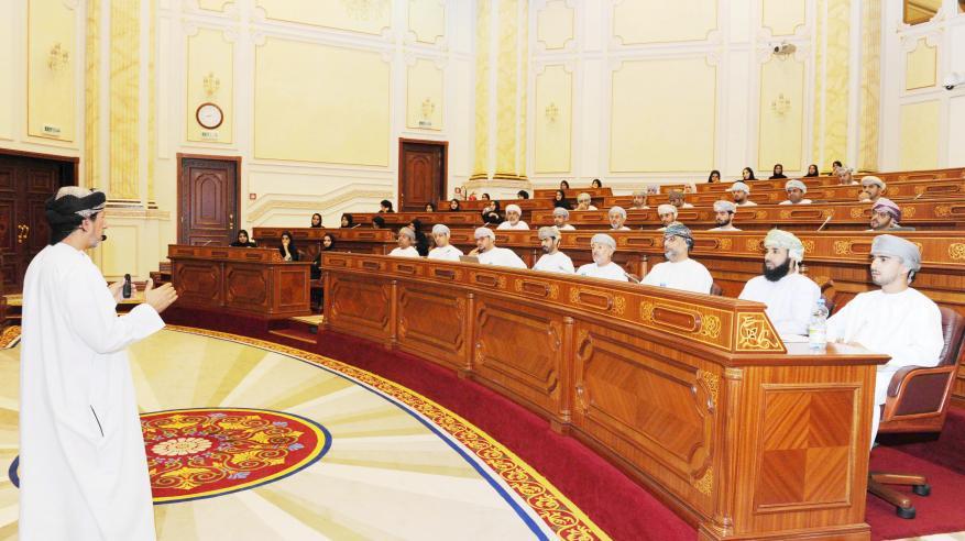 التدريب على أسس إدارة التغييرات في مجلس المناقصات