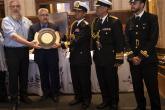 """تسليم جائزة السلطان قابوس للإبحار الشراعي التاسعة في بلجيكا إلى السفينة """"رووبل"""""""
