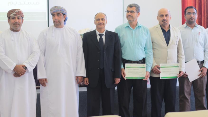 """جامعة البريمي تستضيف مشروع """"مستديم"""" للطاقة المتجددة"""