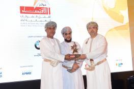 """تتويج الرئيس التنفيذي لـ""""عمان داتا بارك"""" بلقب """"شخصية العام التقنية"""""""