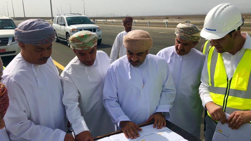 """""""النقل والاتصالات"""": افتتاح طريق الباطنة السريع بالكامل .. 7 مايو"""