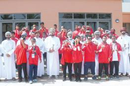 السيد أسعد يشيد بأبطال السلطنة من لاعبي الأولمبياد الخاص بعد إنجاز دورة الألعاب الإقليمية