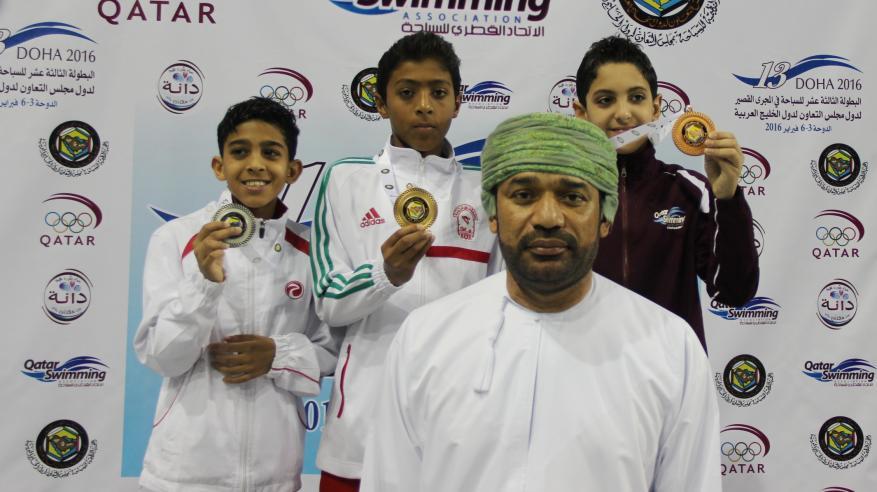 منتخبنا للسباحة يشارك في البطولة العربية التاسعة بالمغرب