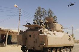مقتل 8 إثر سقوط قذيفة على منزل بشمال سيناء