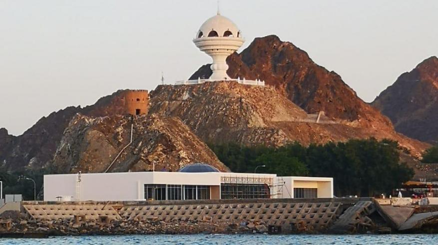 افتتاح مركز الزوار بالواجهة البحرية لميناء السلطان قابوس السياحي خلال الربع الثالث