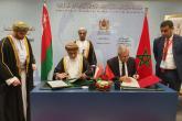 توقيع مذكرة تفاهم بين المعهد العالي للقضاء بالسلطنة ونظيره المغربي لزيادة التعاون القانوني