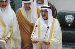 أمير الكويت: استمرار الخلاف الخليجي لم يعد مقبولا
