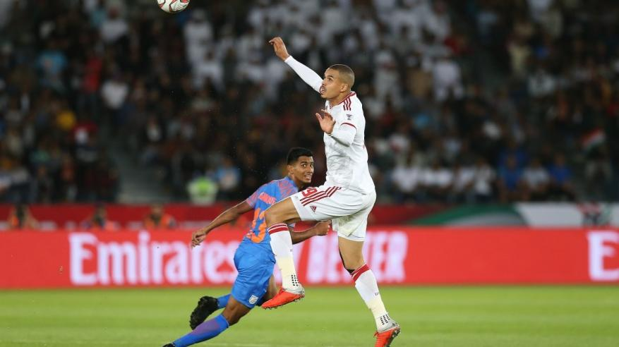 الأبيض الإماراتي يصالح جماهيره بفوز مستحق على الهند