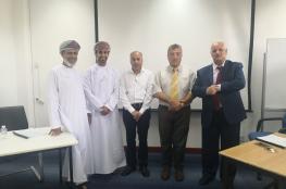 باحث عماني يحصل على الماجستير في مناهج وطرق تدريس الرياضيات