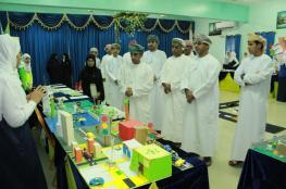 افتتاح مشروع الزاوية المرورية بمدرسة سني للتعليم الأساسي بالرستاق