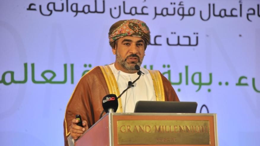 بالفيديو..كلمة وزير النقل والاتصالات بمؤتمر عمان للموانئ