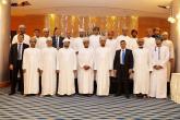 """إفطار جماعي احتفالا بالذكرى الـ 20 لتأسيس """"الدولية للاستثمارات المالية"""""""