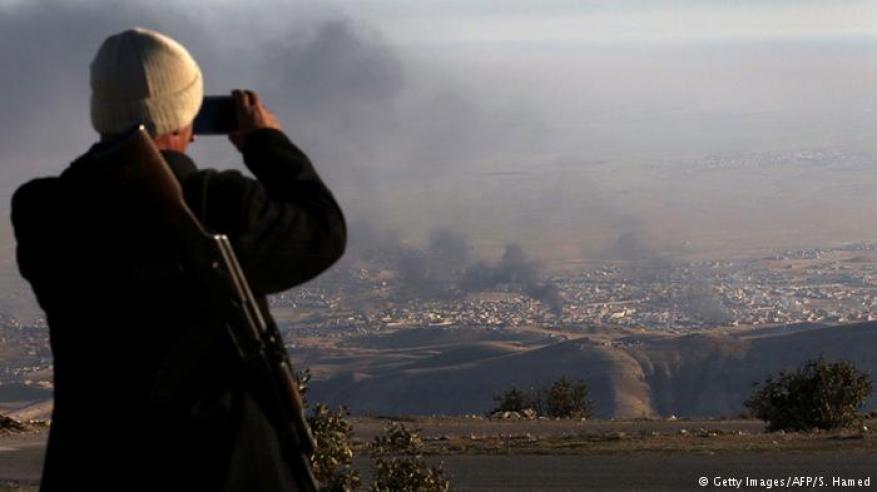 العراق: 78 ألف مدني معرضون للحصار في الحويجة